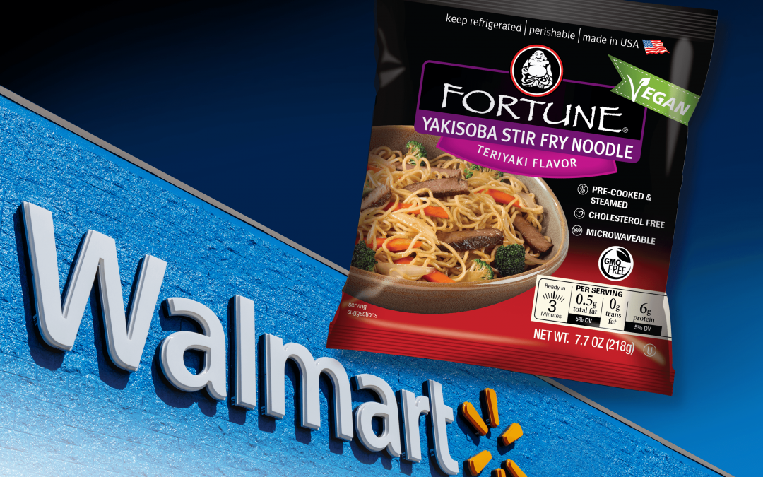 Fortune Noodles Geo-Targeting Campaign